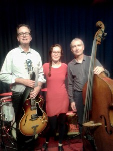 Rolf Jardemark, Sunniva Brynnel and Peter Janson at Baletten, Stora Teatern, Göteborg September 2015